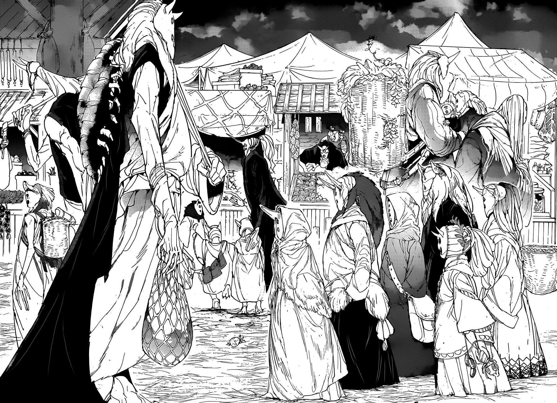 Yakusoku No Neverland Chapter 102 Online Free Manga Read Image 14