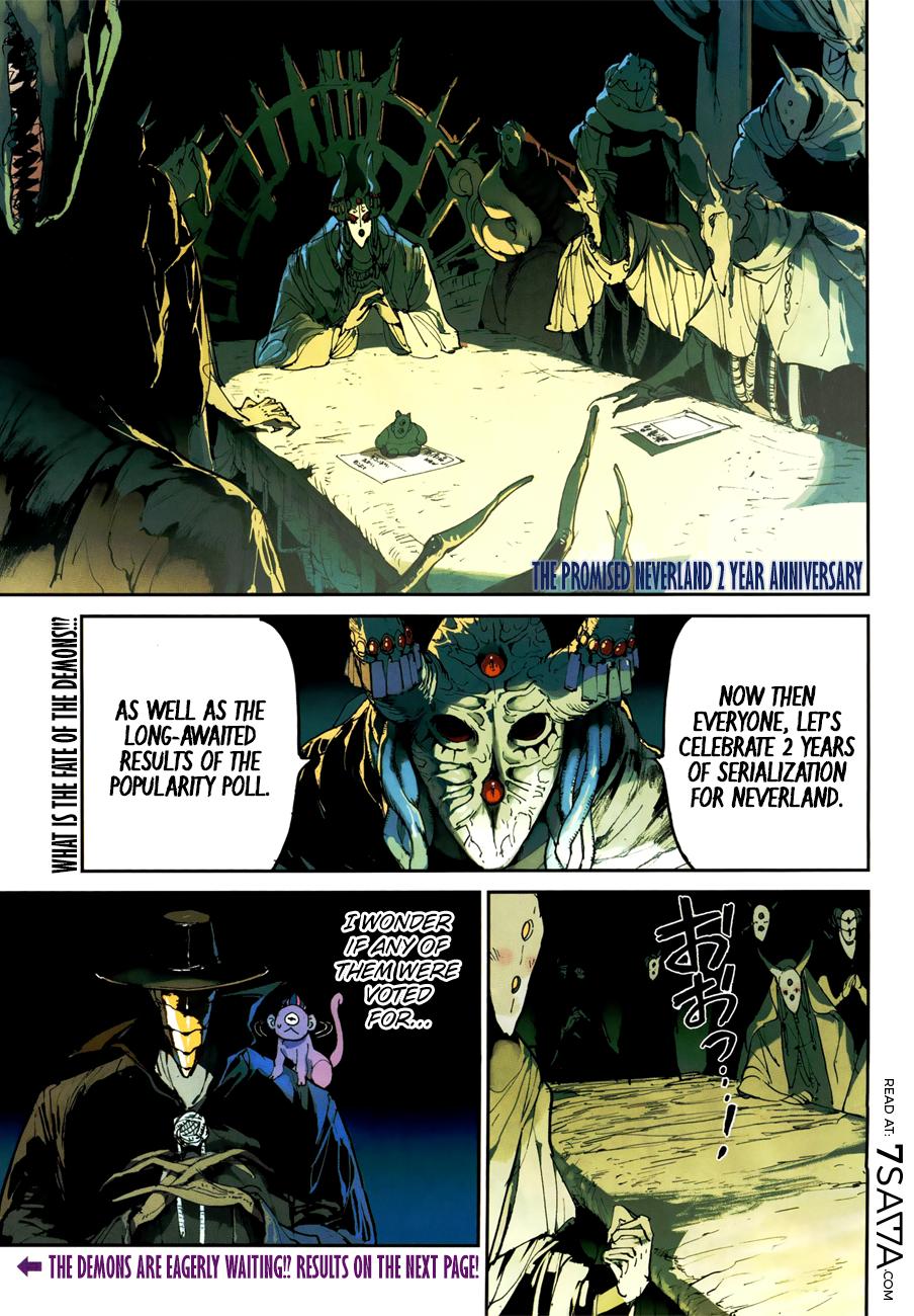 Yakusoku No Neverland Chapter 102 Online Free Manga Read Image 3