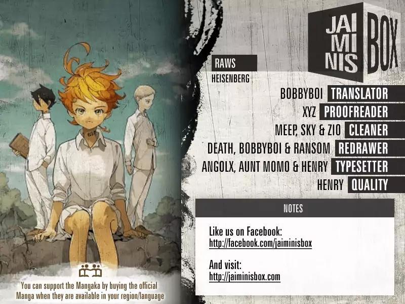 Yakusoku No Neverland Chapter 103  Online Free Manga Read Image 2