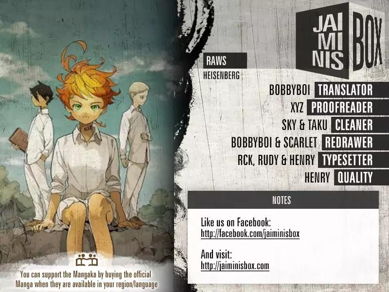 Yakusoku No Neverland Chapter 105  Online Free Manga Read Image 19