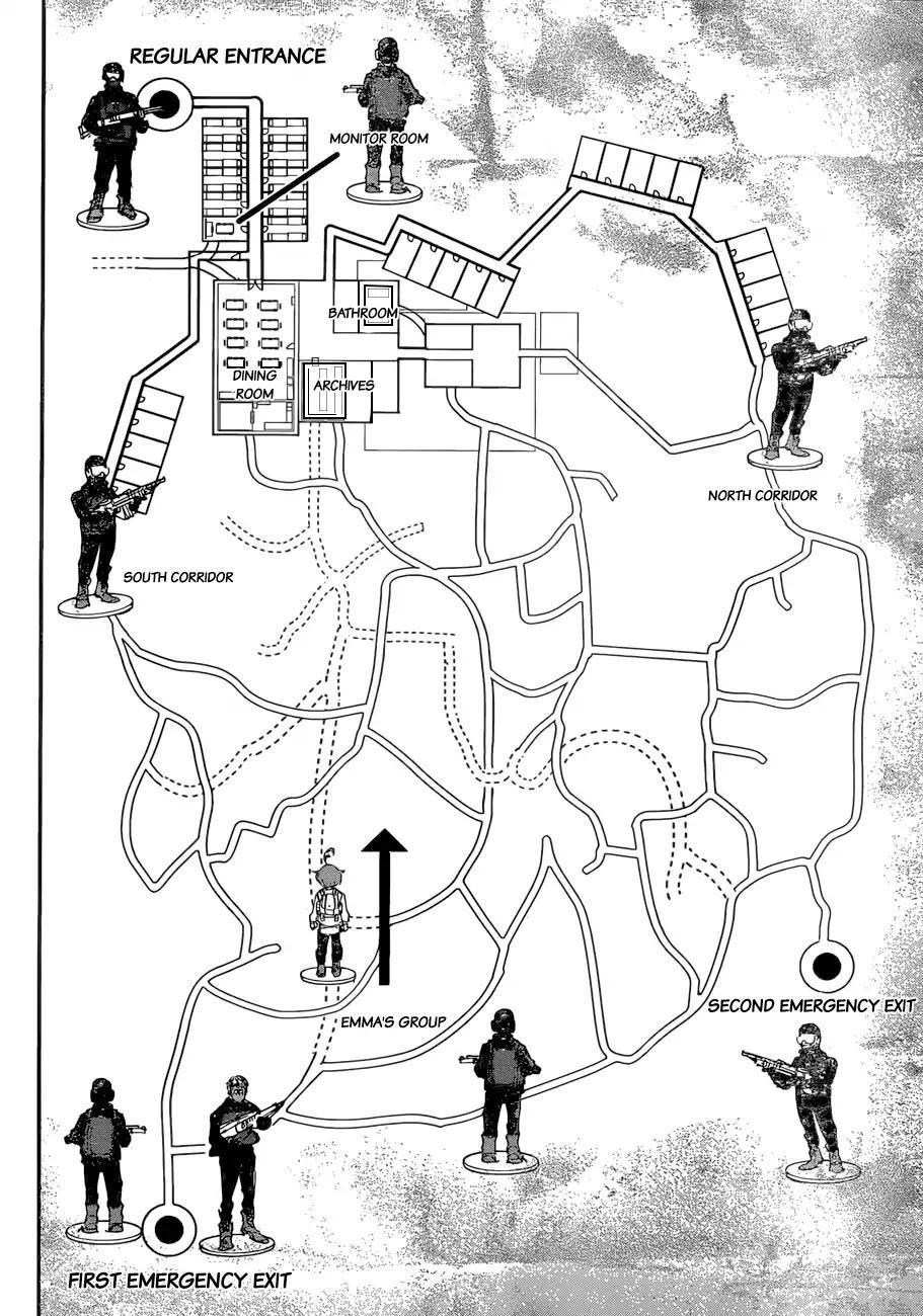 Yakusoku No Neverland Chapter 106  Online Free Manga Read Image 10