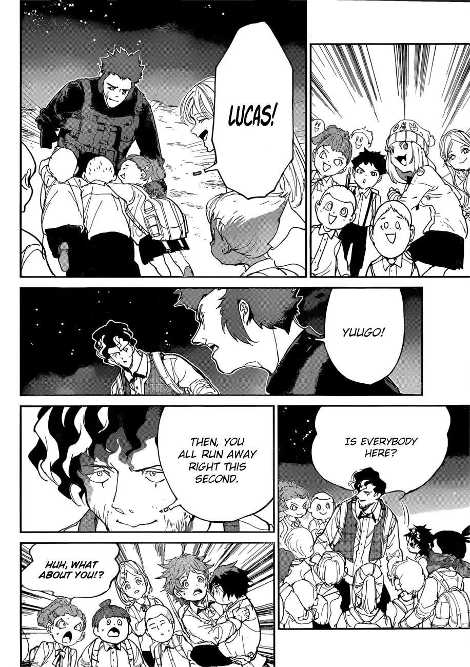 Yakusoku No Neverland Chapter 106  Online Free Manga Read Image 16