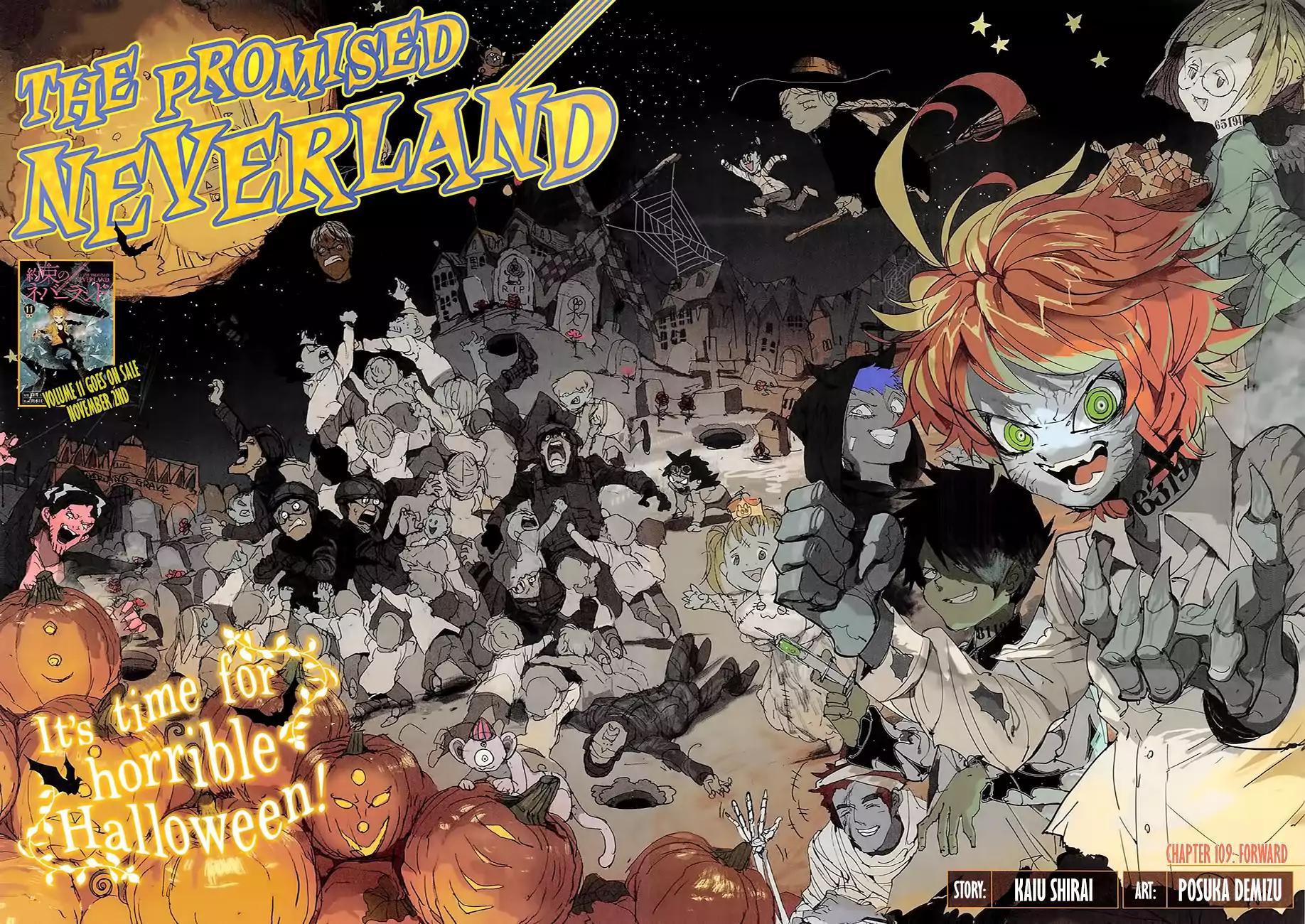 Yakusoku No Neverland Chapter 109  Online Free Manga Read Image 2
