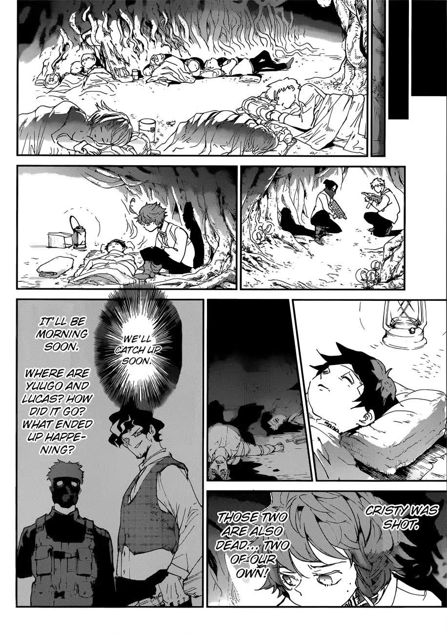Yakusoku No Neverland Chapter 109  Online Free Manga Read Image 7