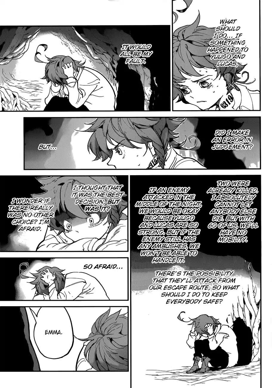 Yakusoku No Neverland Chapter 109  Online Free Manga Read Image 8