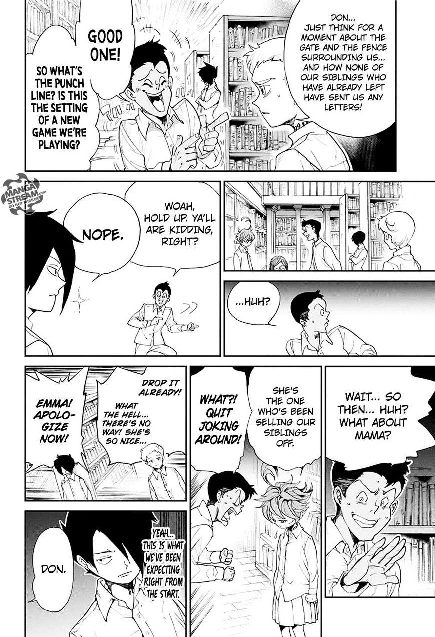 Yakusoku No Neverland Chapter 11  Online Free Manga Read Image 10