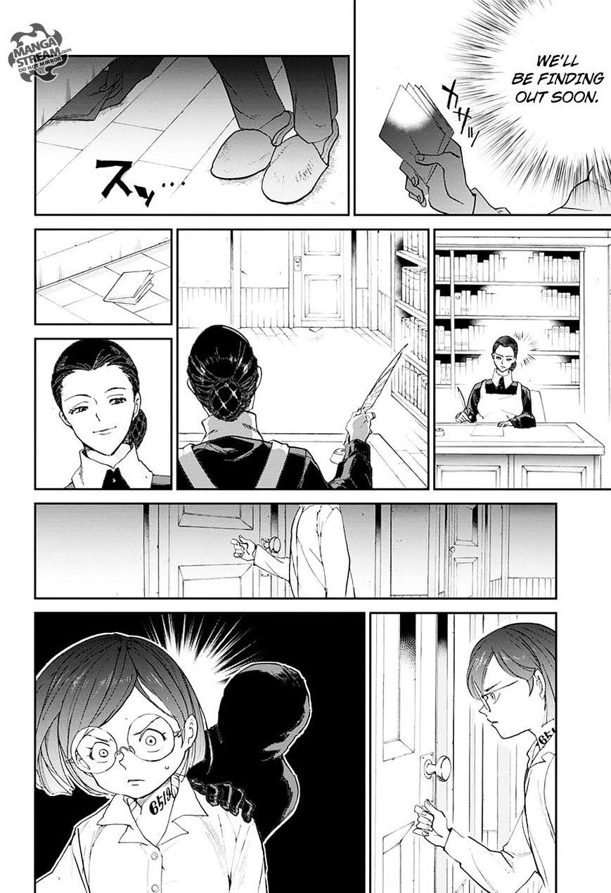 Yakusoku No Neverland Chapter 11  Online Free Manga Read Image 18