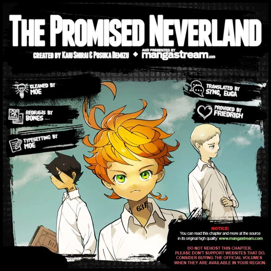 Yakusoku No Neverland Chapter 11  Online Free Manga Read Image 21