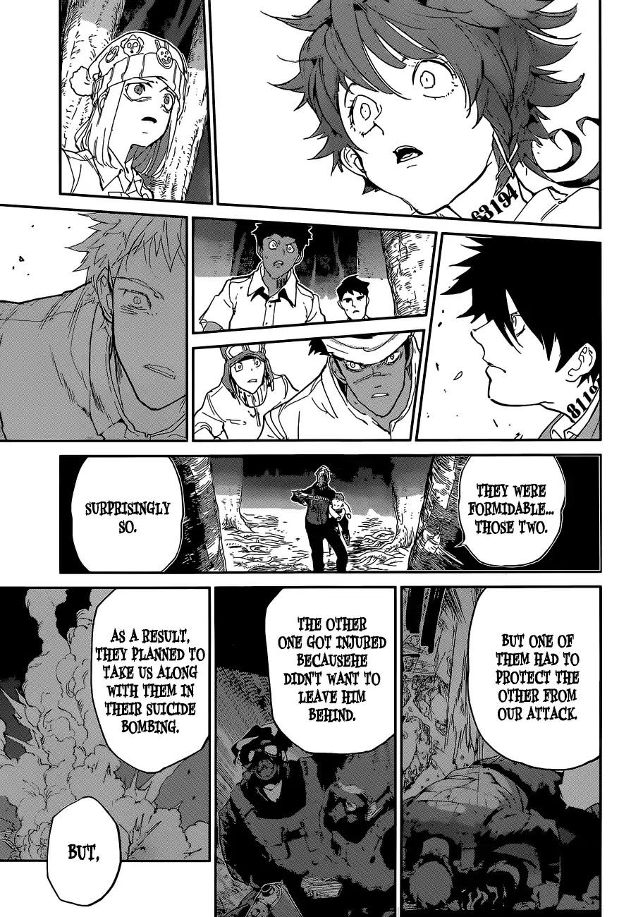 Yakusoku No Neverland Chapter 111  Online Free Manga Read Image 18
