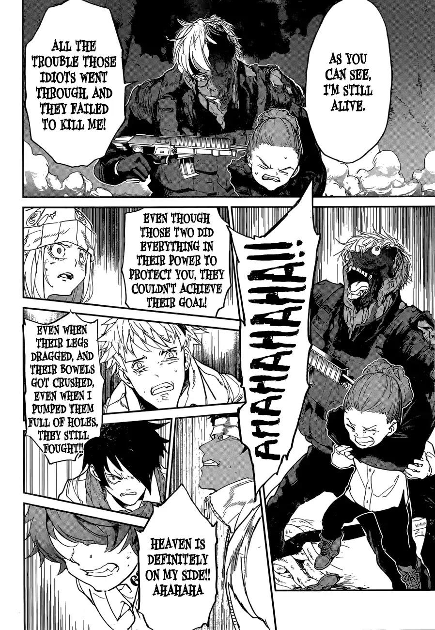Yakusoku No Neverland Chapter 111  Online Free Manga Read Image 19