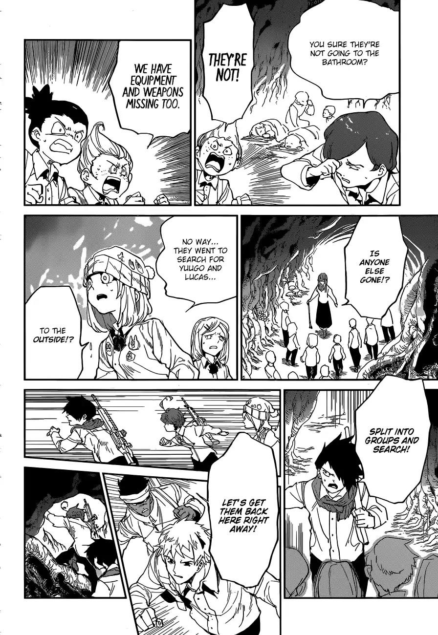 Yakusoku No Neverland Chapter 111  Online Free Manga Read Image 5