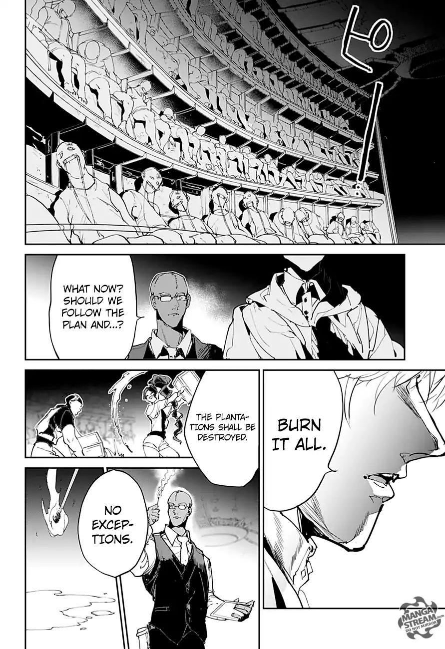 Yakusoku No Neverland Chapter 113  Online Free Manga Read Image 14