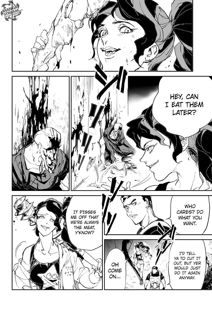 Yakusoku No Neverland Chapter 113  Online Free Manga Read Image 6