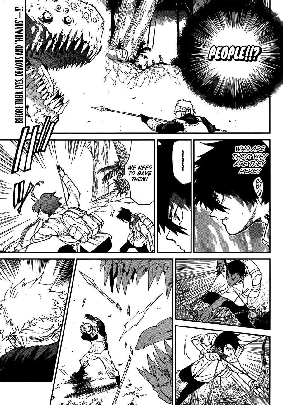 Yakusoku No Neverland Chapter 115  Online Free Manga Read Image 1