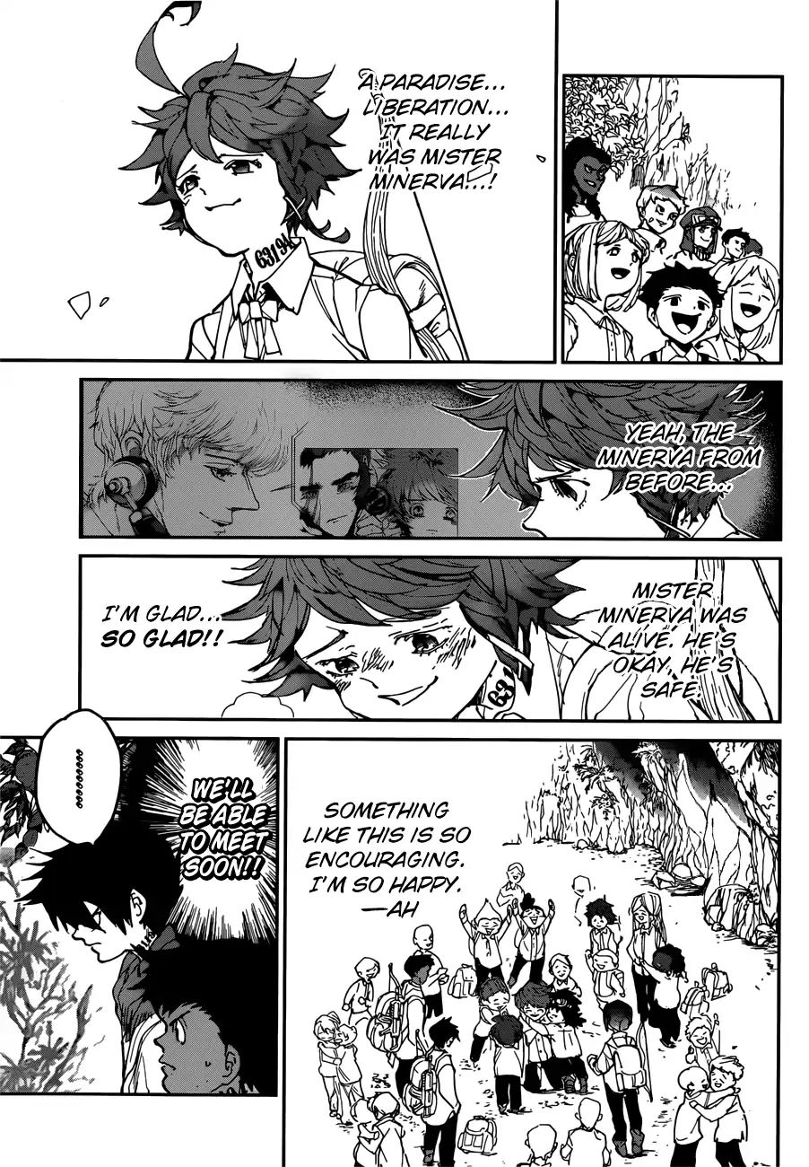 Yakusoku No Neverland Chapter 115  Online Free Manga Read Image 14