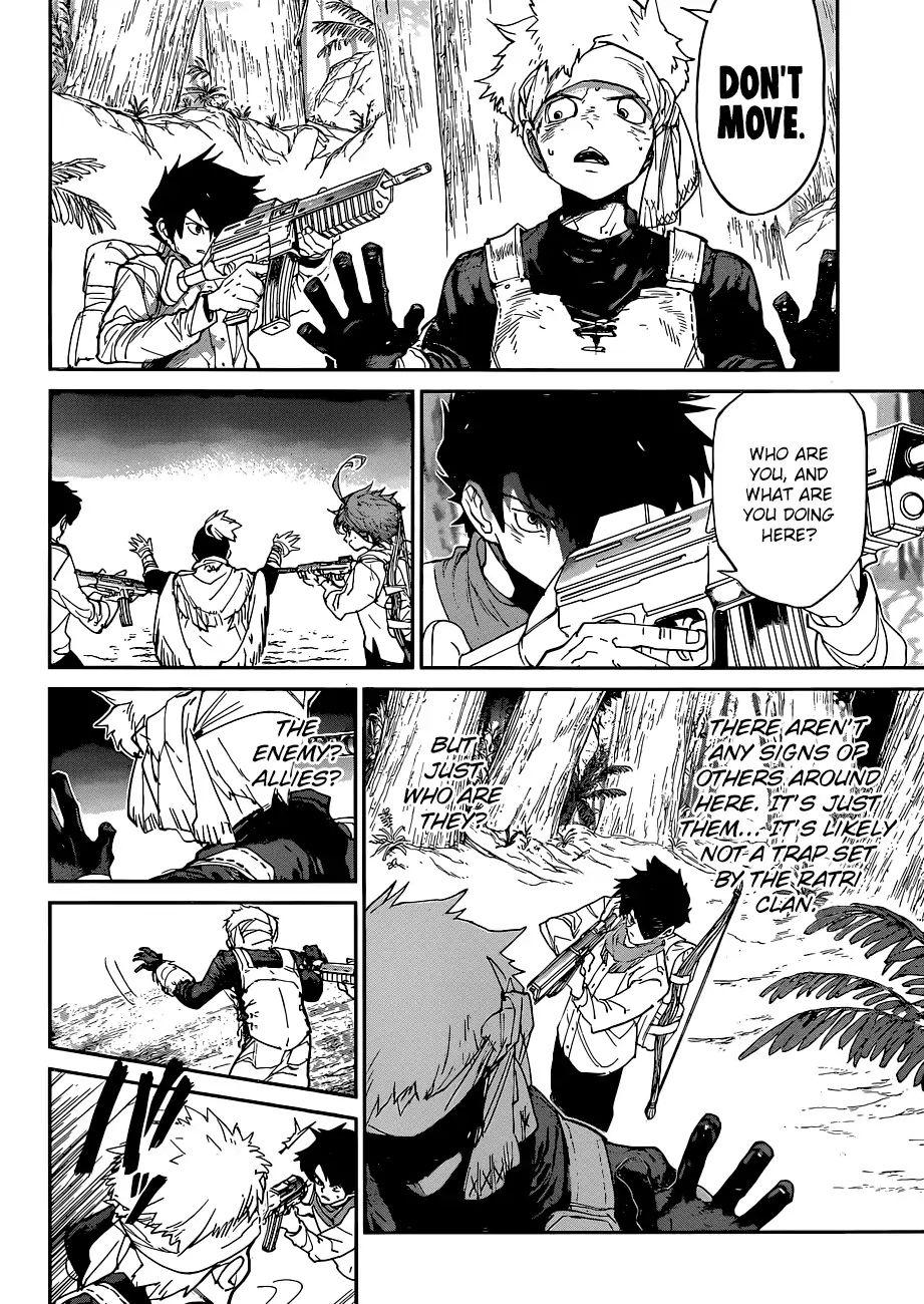 Yakusoku No Neverland Chapter 115  Online Free Manga Read Image 5