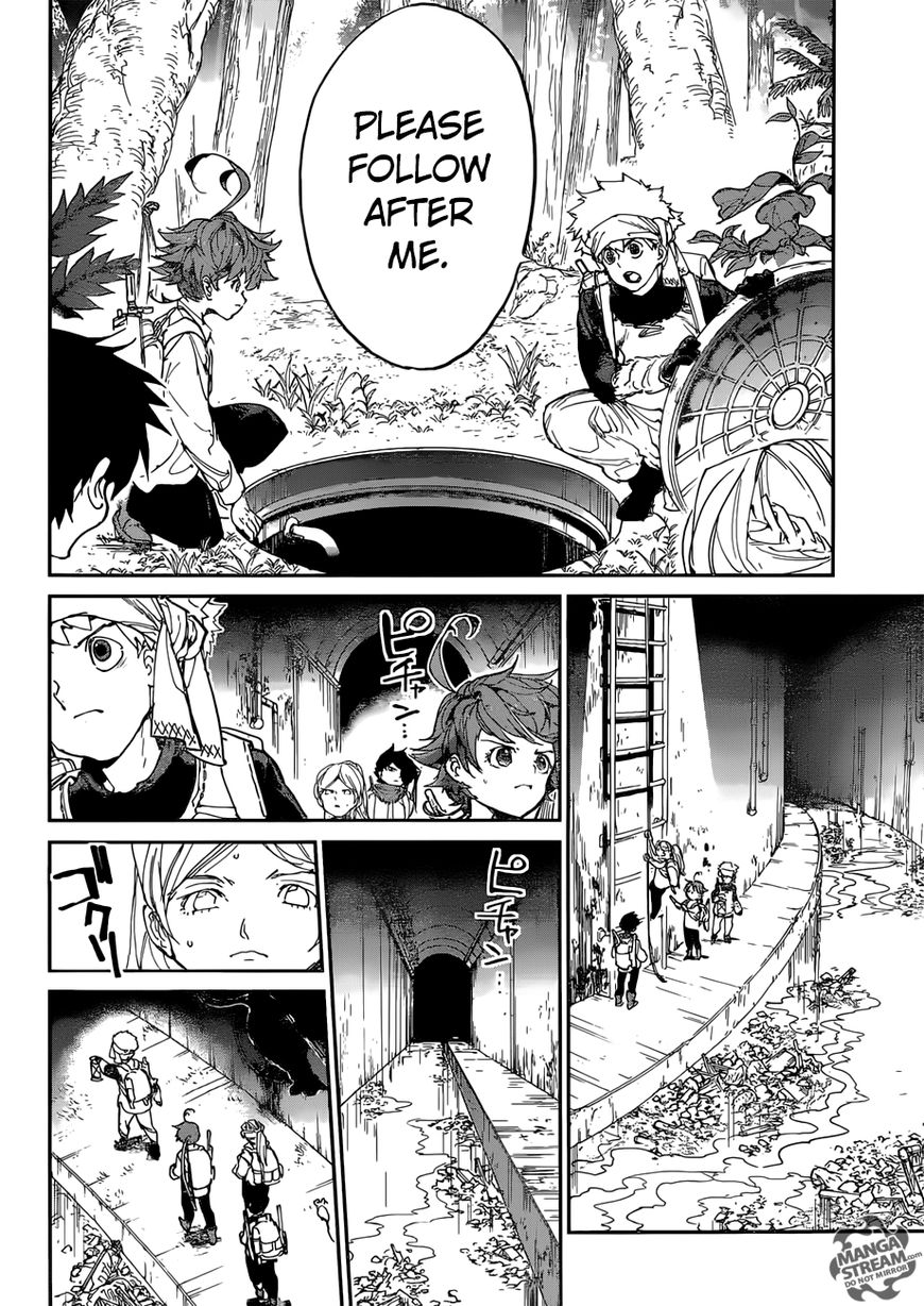 Yakusoku No Neverland Chapter 116  Online Free Manga Read Image 13