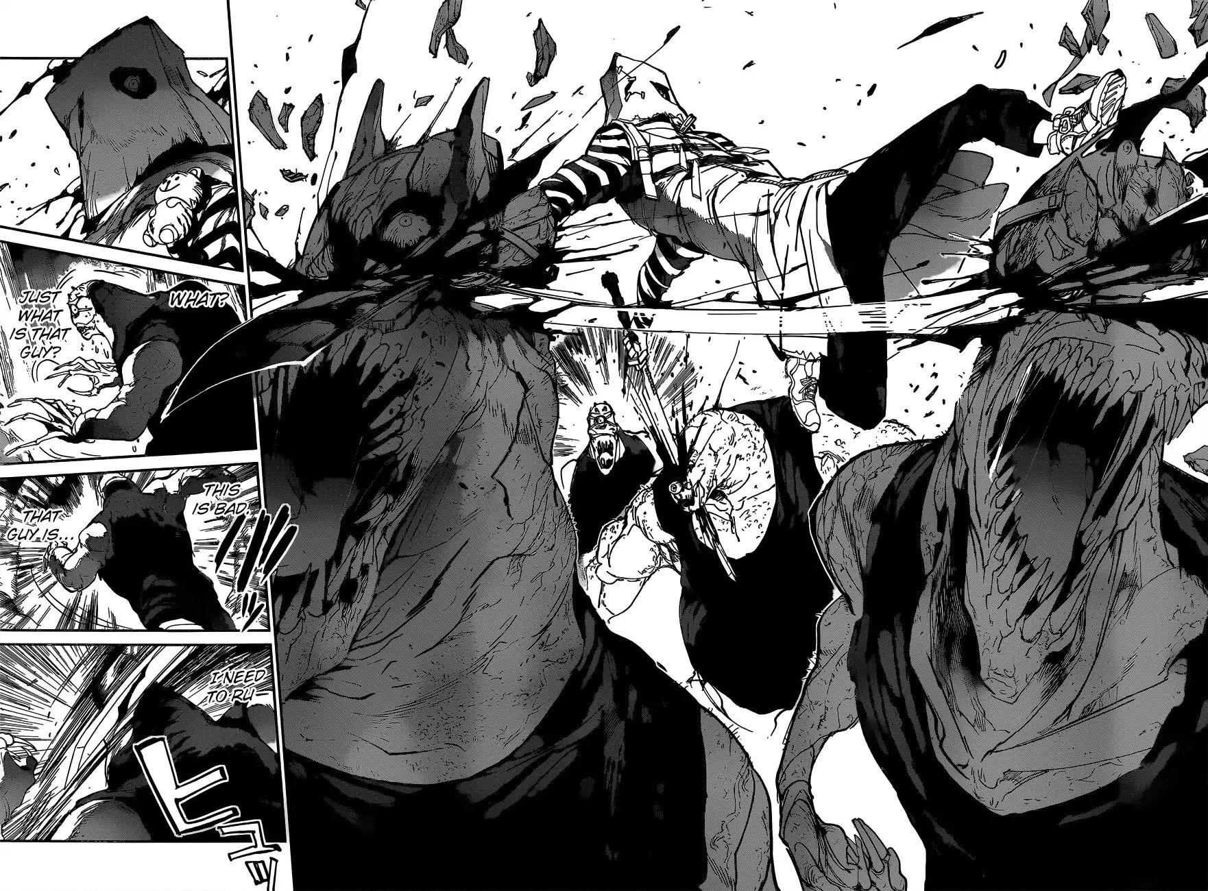 Yakusoku No Neverland Chapter 117  Online Free Manga Read Image 14