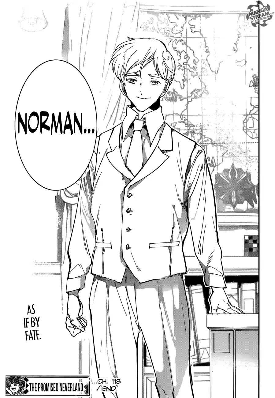 Yakusoku No Neverland Chapter 118  Online Free Manga Read Image 19