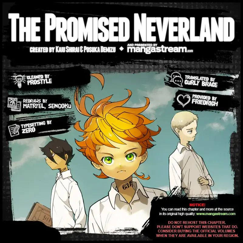 Yakusoku No Neverland Chapter 118  Online Free Manga Read Image 2