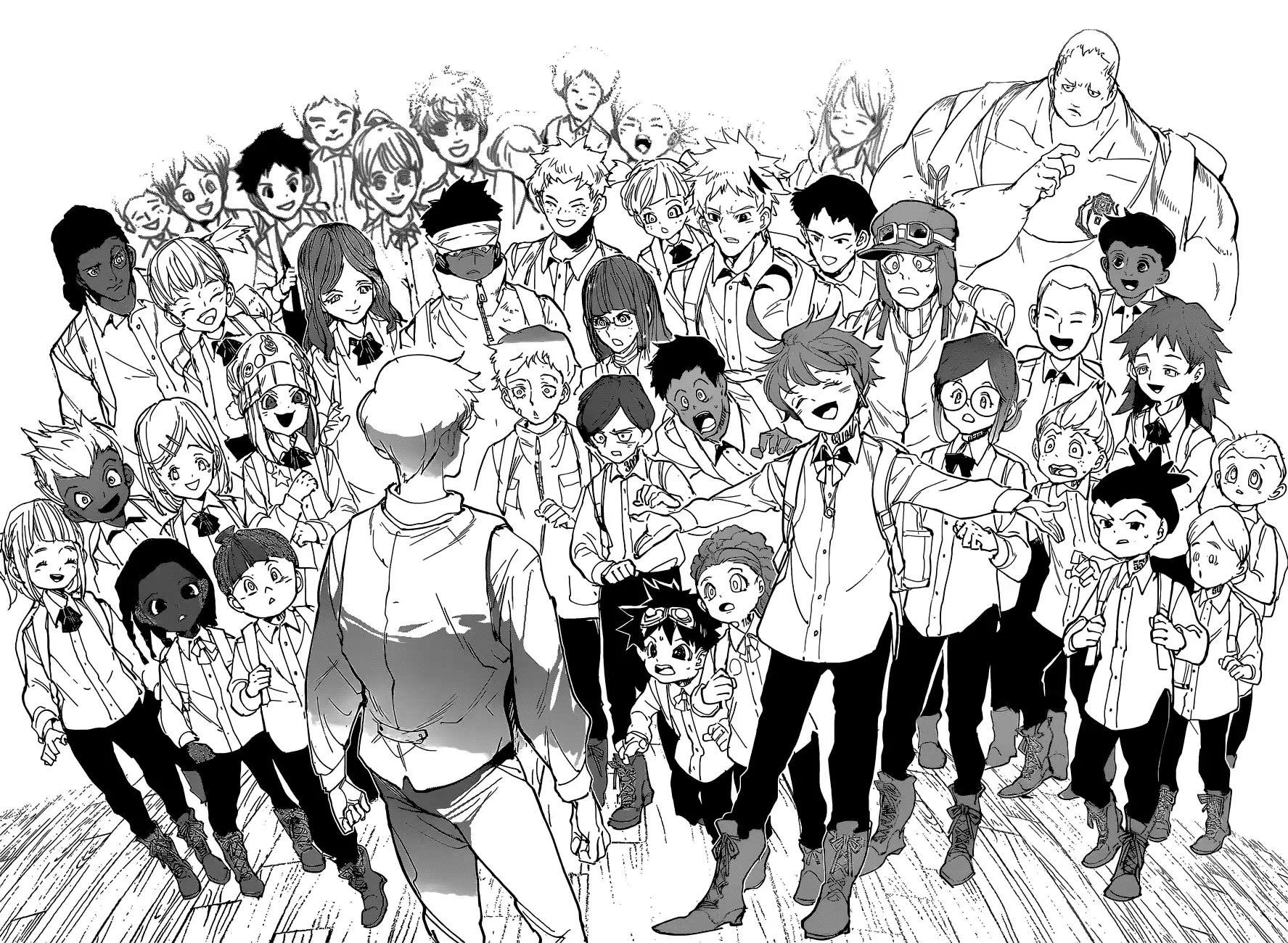 Yakusoku No Neverland Chapter 119  Online Free Manga Read Image 10