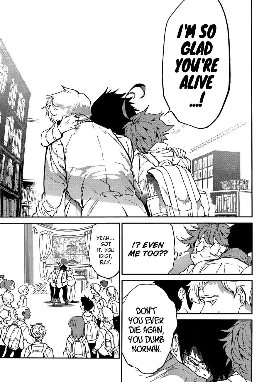 Yakusoku No Neverland Chapter 119  Online Free Manga Read Image 14