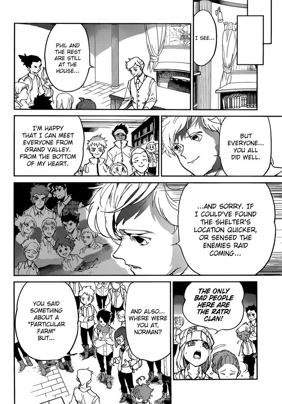 Yakusoku No Neverland Chapter 119  Online Free Manga Read Image 15