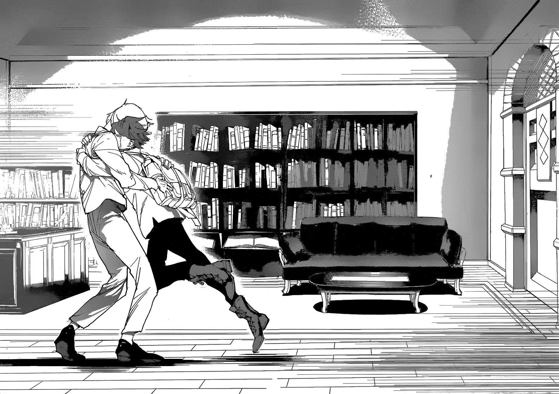 Yakusoku No Neverland Chapter 119  Online Free Manga Read Image 7