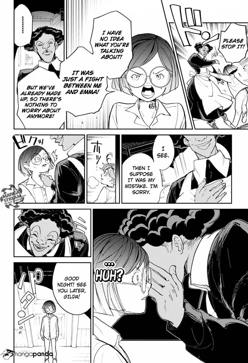 Yakusoku No Neverland Chapter 12  Online Free Manga Read Image 10