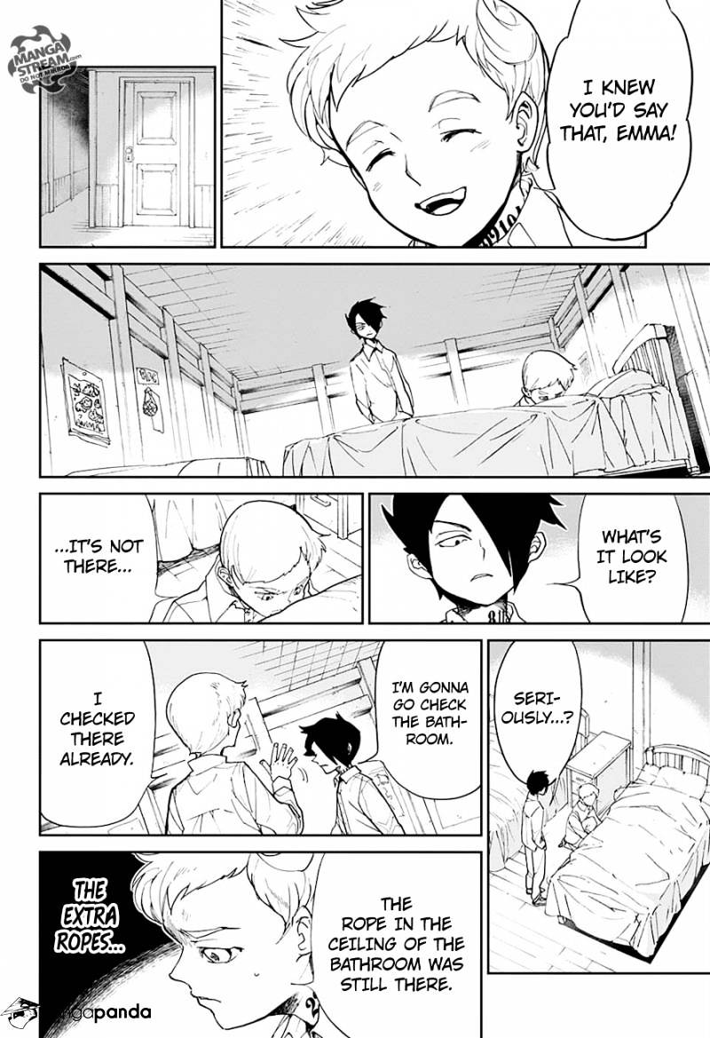Yakusoku No Neverland Chapter 12  Online Free Manga Read Image 18