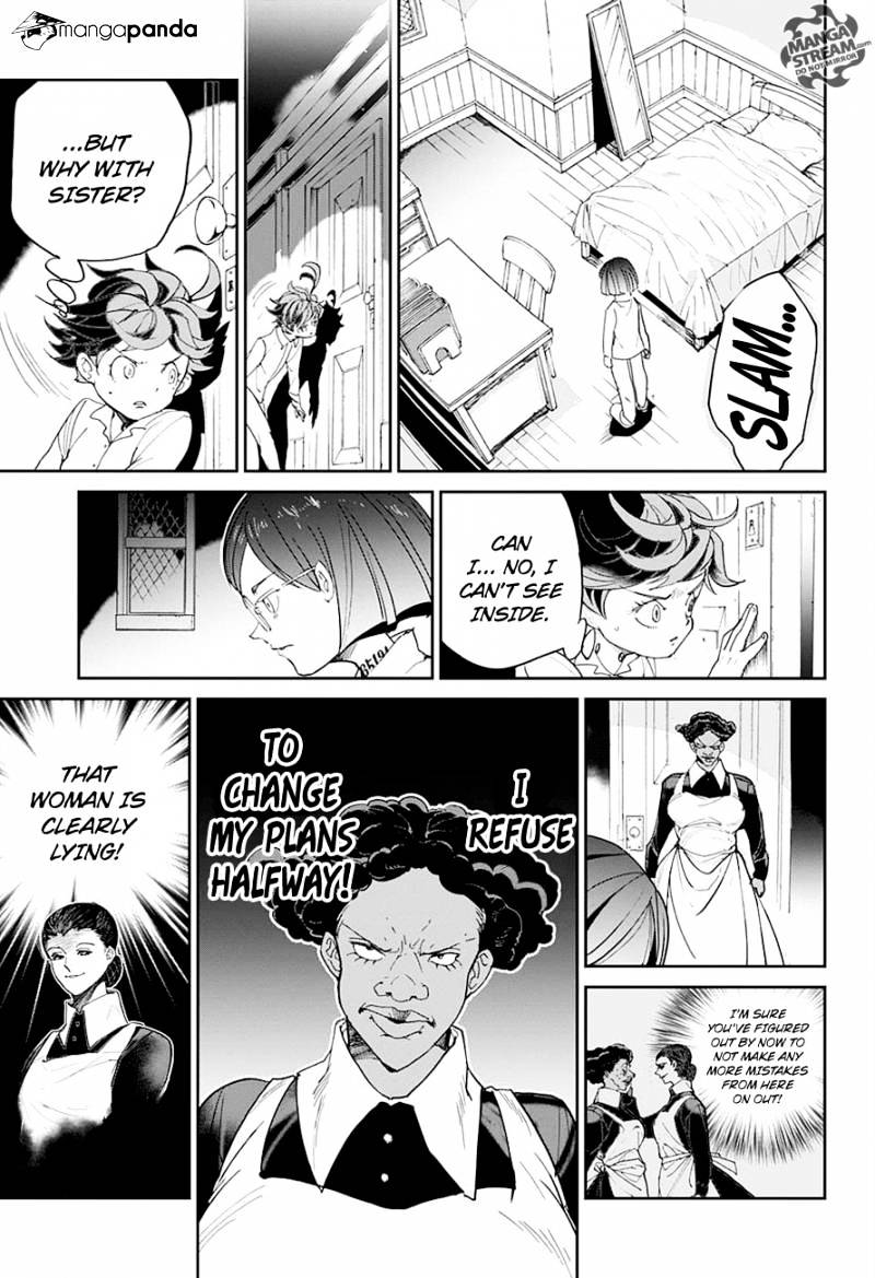 Yakusoku No Neverland Chapter 12  Online Free Manga Read Image 3