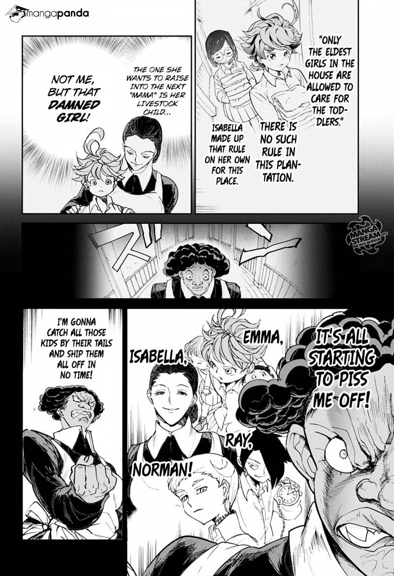 Yakusoku No Neverland Chapter 12  Online Free Manga Read Image 4