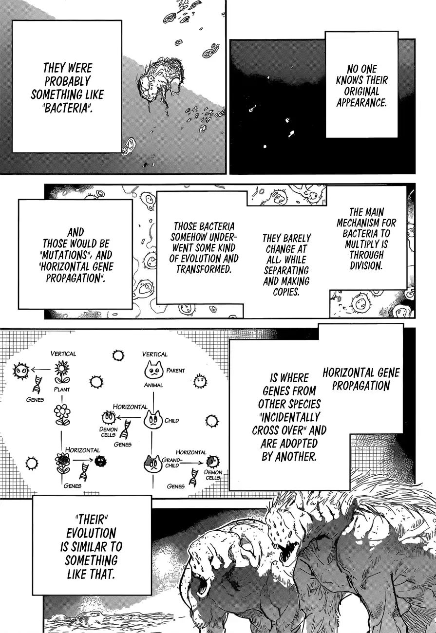 Yakusoku No Neverland Chapter 120  Online Free Manga Read Image 3