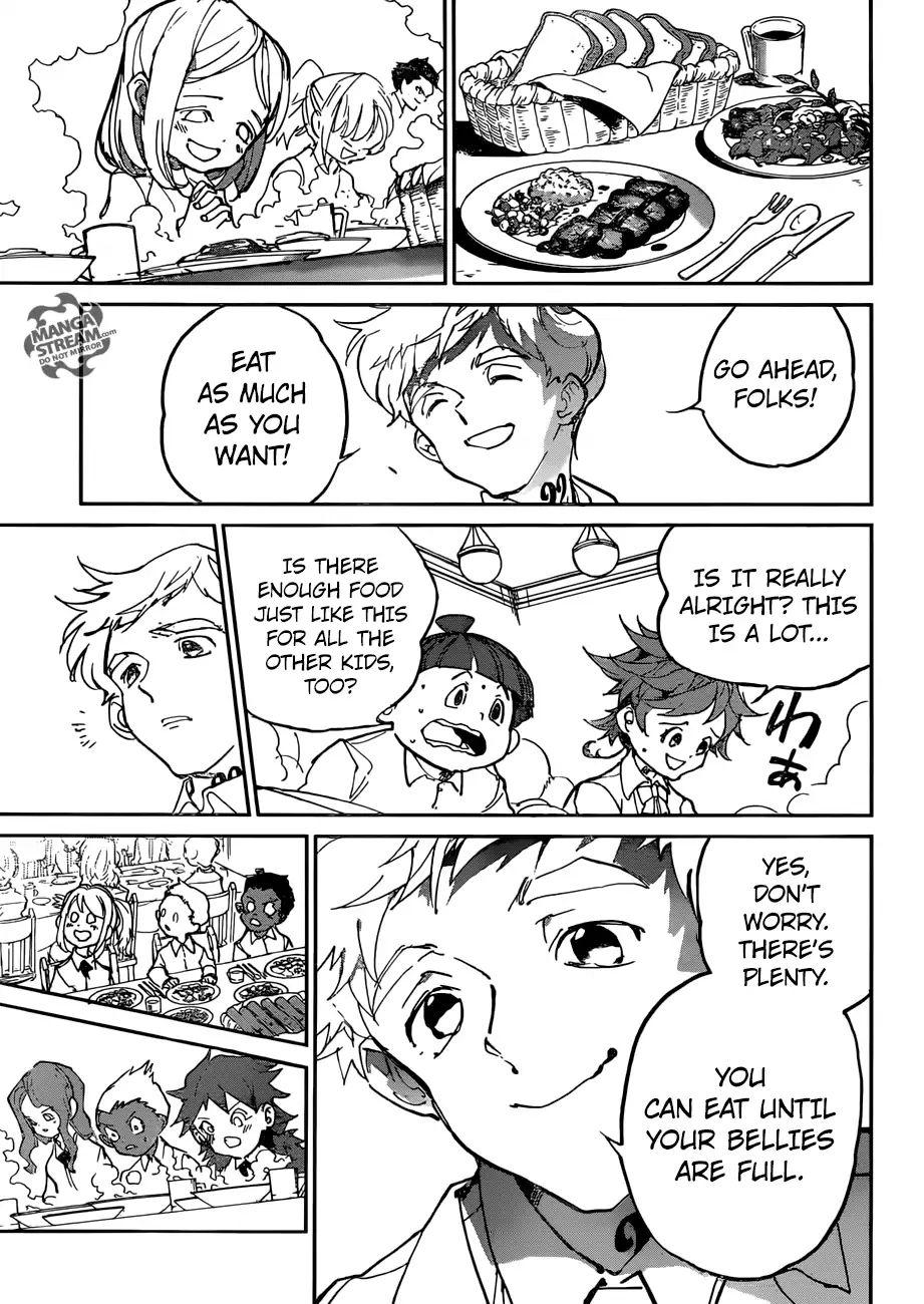 Yakusoku No Neverland Chapter 121  Online Free Manga Read Image 16