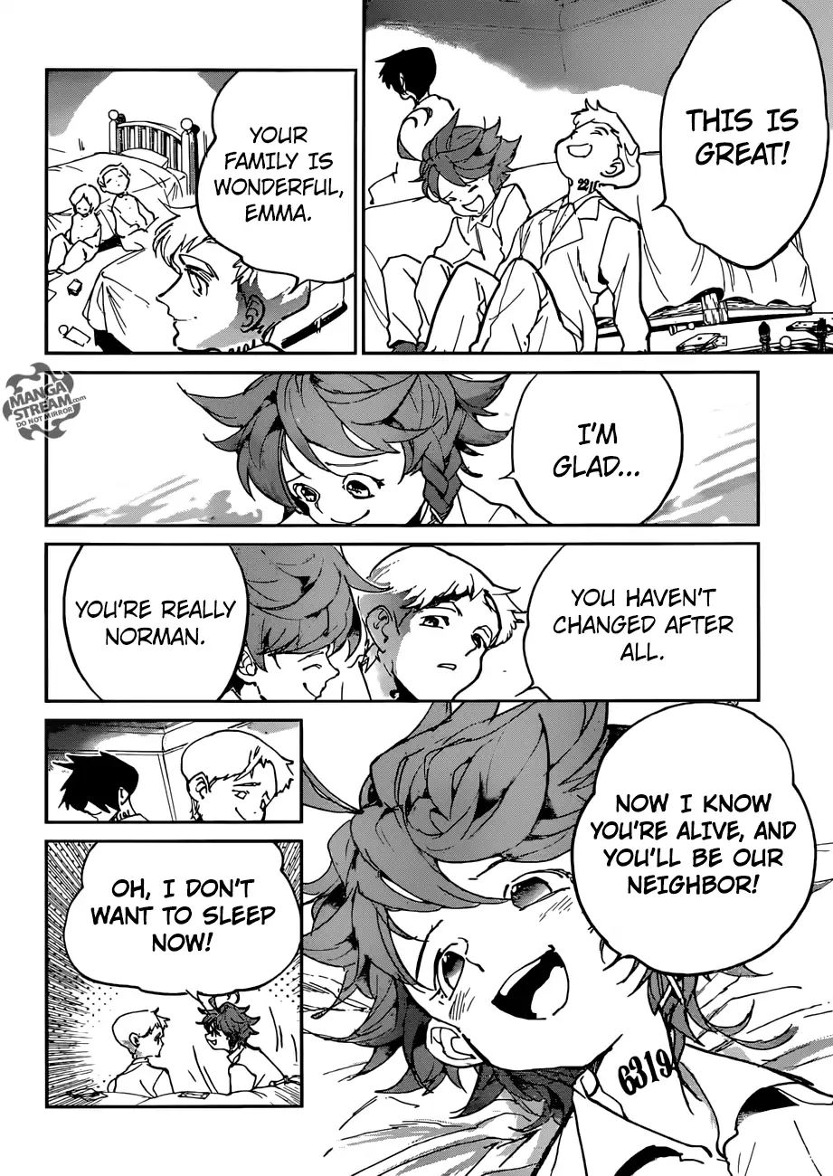 Yakusoku No Neverland Chapter 121  Online Free Manga Read Image 19