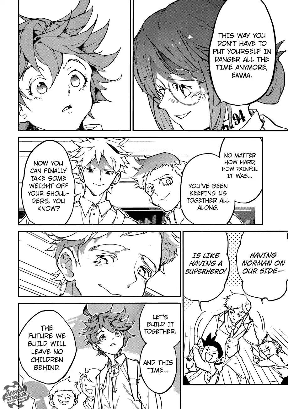 Yakusoku No Neverland Chapter 121  Online Free Manga Read Image 7