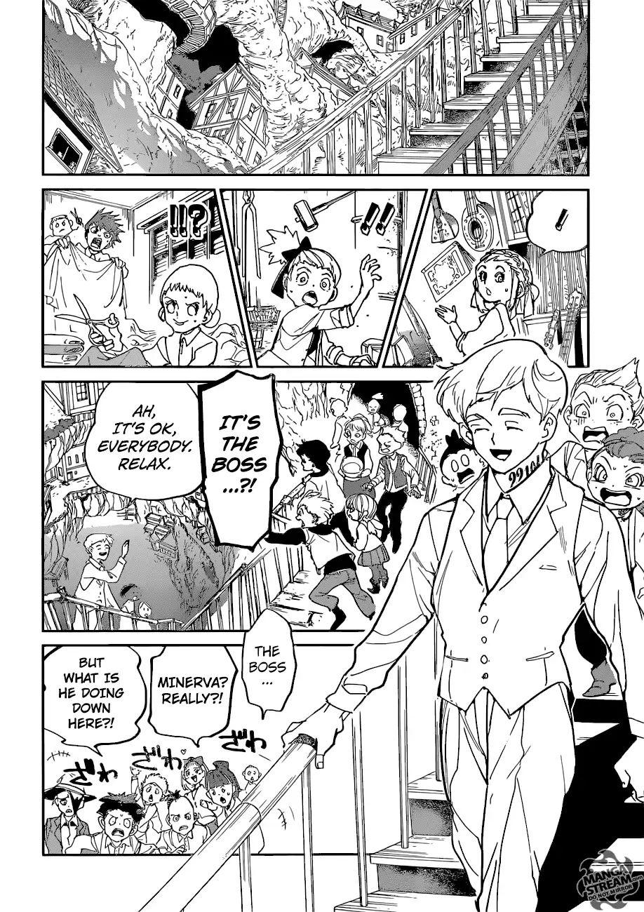 Yakusoku No Neverland Chapter 121  Online Free Manga Read Image 9