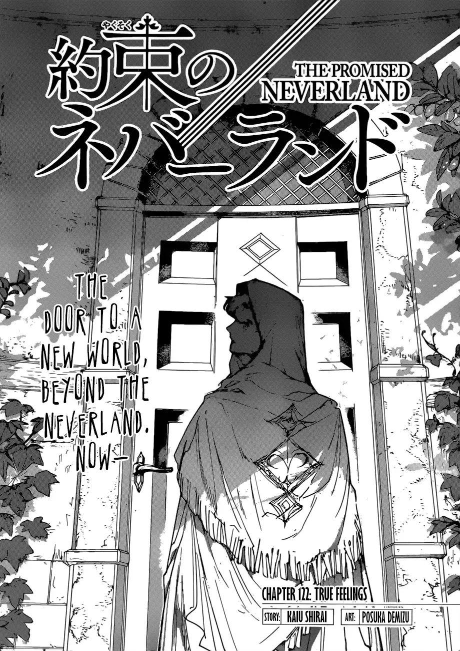 Yakusoku No Neverland Chapter 122  Online Free Manga Read Image 1