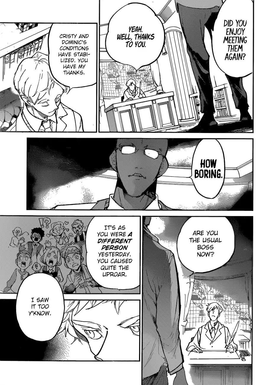 Yakusoku No Neverland Chapter 122  Online Free Manga Read Image 8