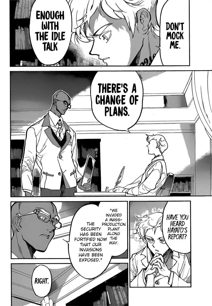 Yakusoku No Neverland Chapter 122  Online Free Manga Read Image 9