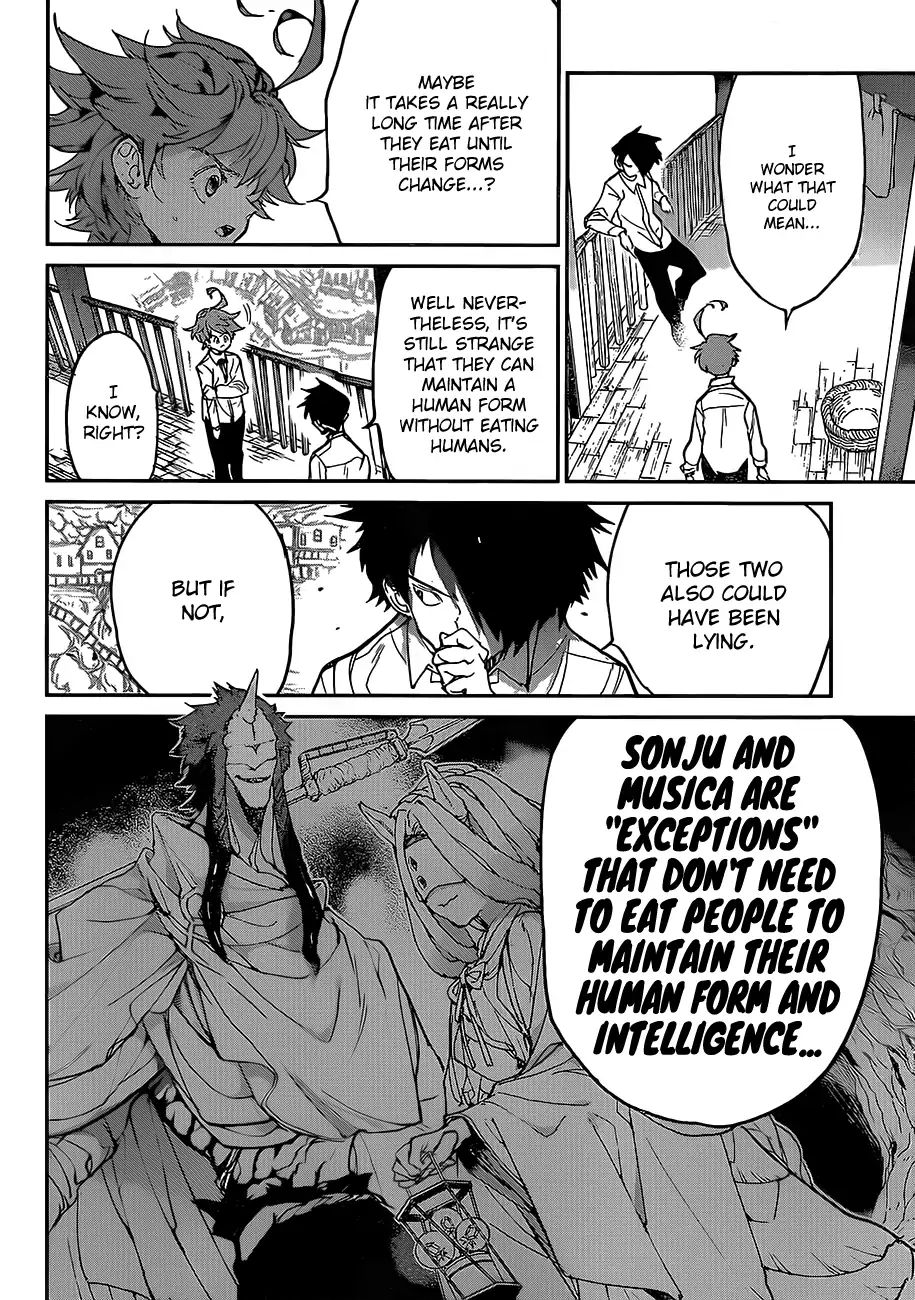 Yakusoku No Neverland Chapter 123  Online Free Manga Read Image 13