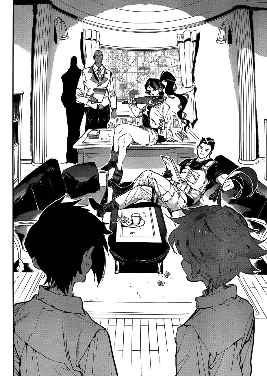 Yakusoku No Neverland Chapter 123  Online Free Manga Read Image 19