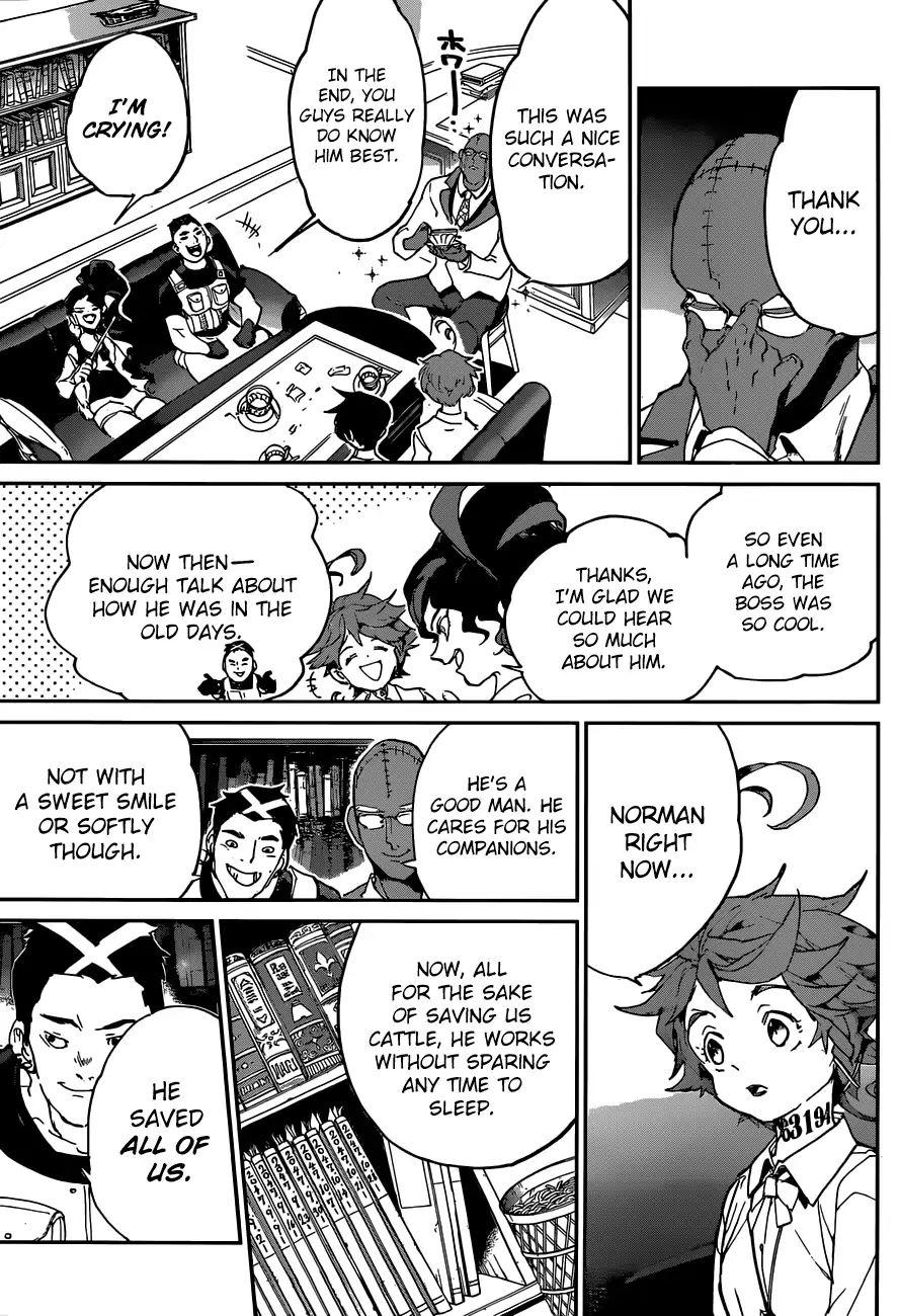 Yakusoku No Neverland Chapter 124  Online Free Manga Read Image 12