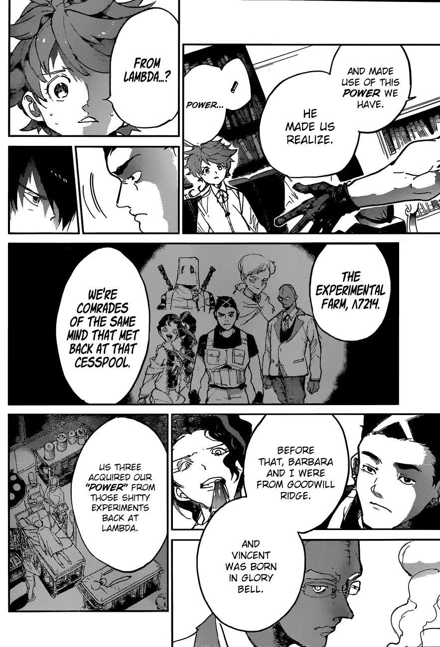 Yakusoku No Neverland Chapter 124  Online Free Manga Read Image 13