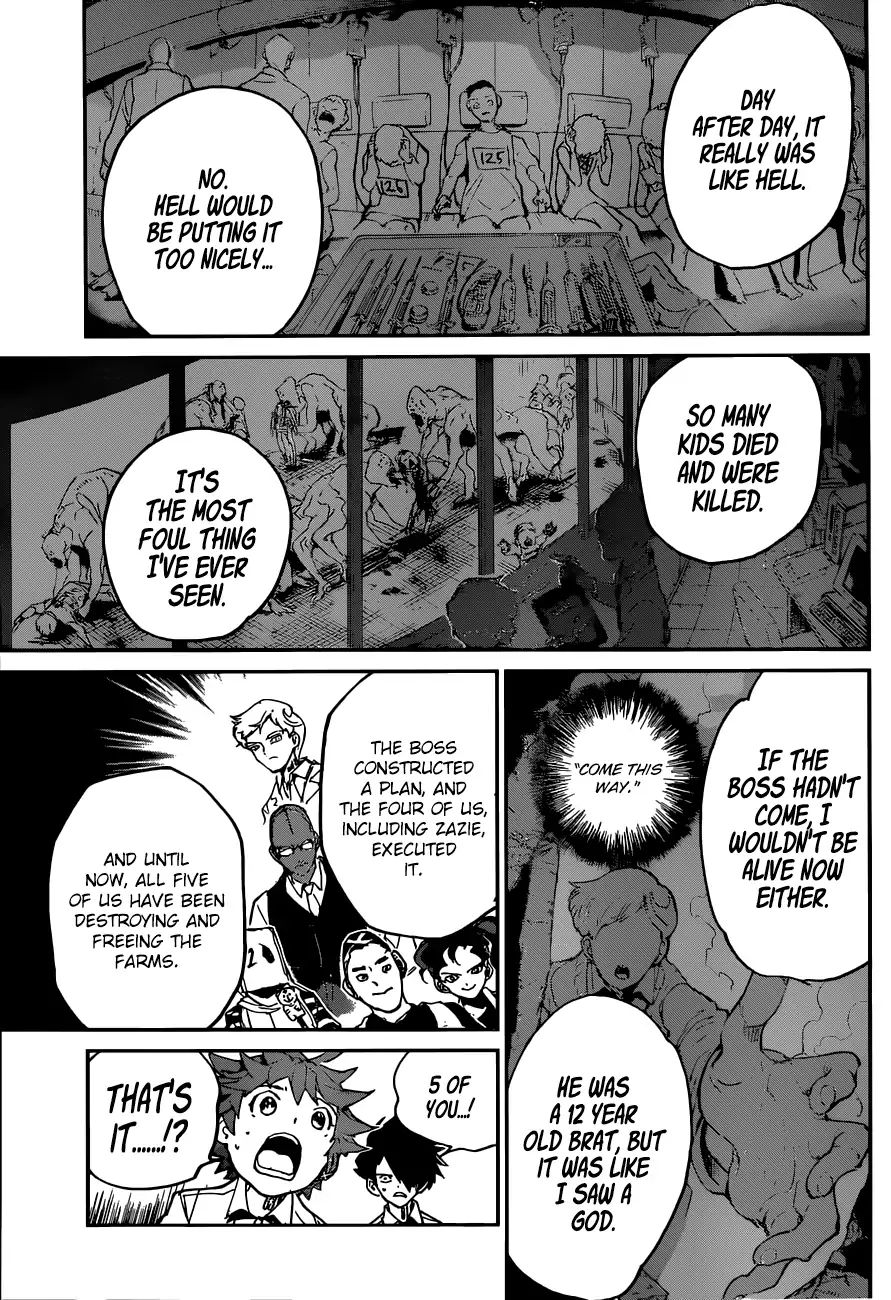 Yakusoku No Neverland Chapter 124  Online Free Manga Read Image 14