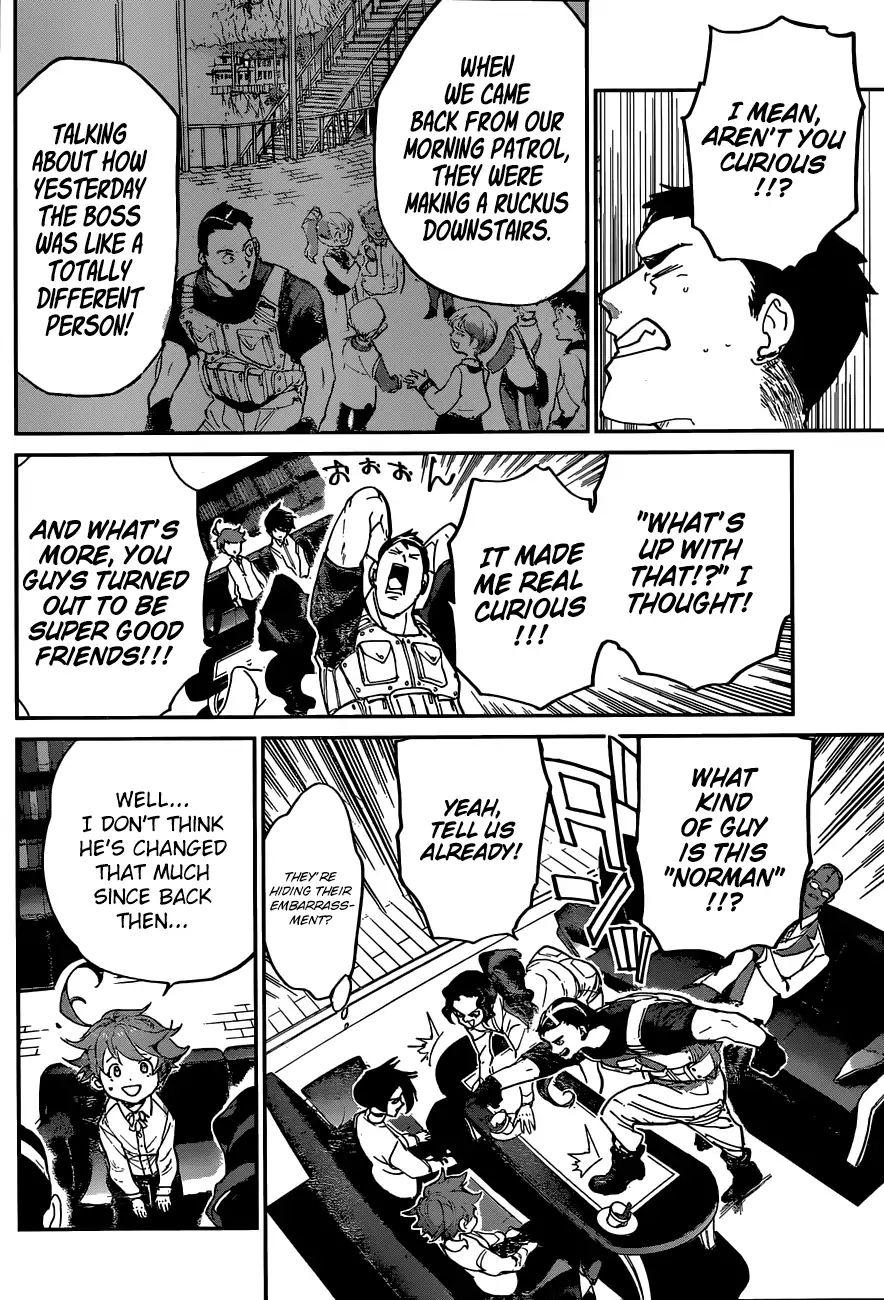 Yakusoku No Neverland Chapter 124  Online Free Manga Read Image 9