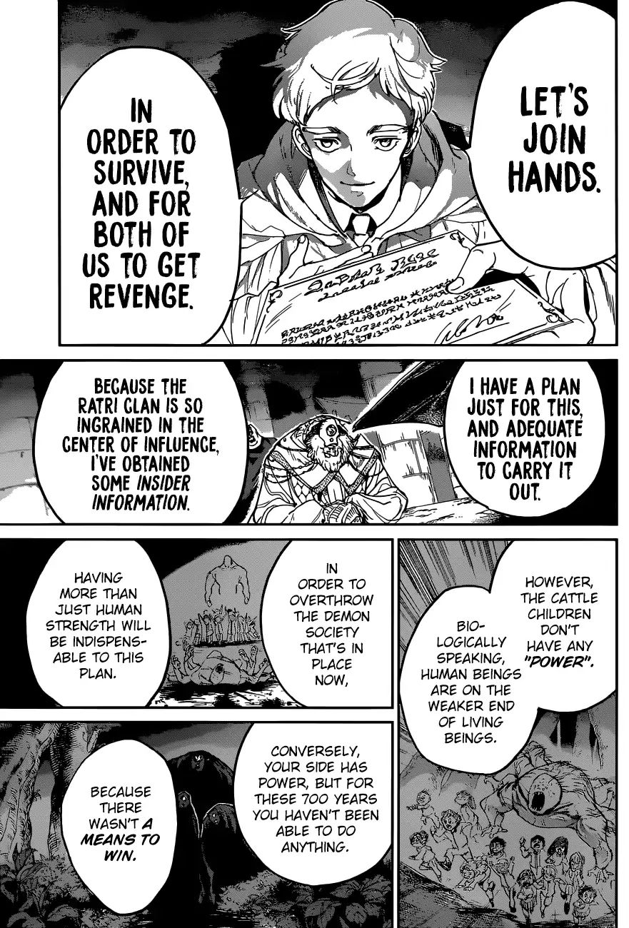 Yakusoku No Neverland Chapter 125  Online Free Manga Read Image 14