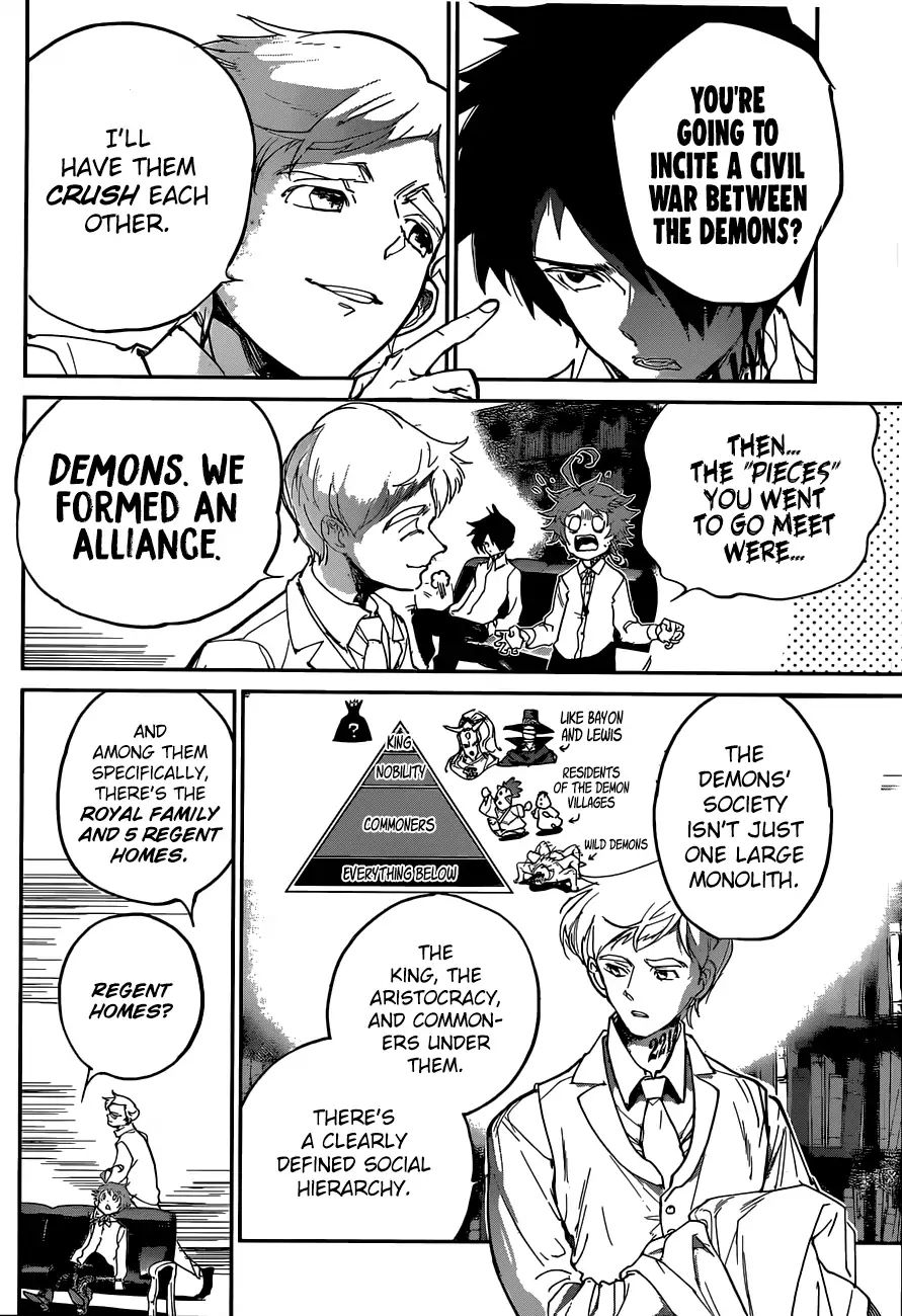 Yakusoku No Neverland Chapter 126  Online Free Manga Read Image 11