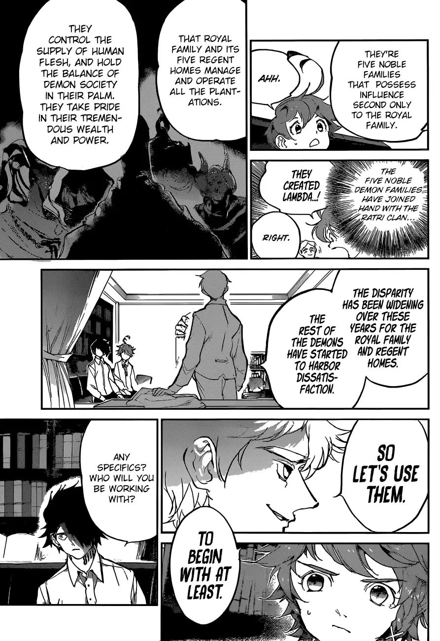 Yakusoku No Neverland Chapter 126  Online Free Manga Read Image 12
