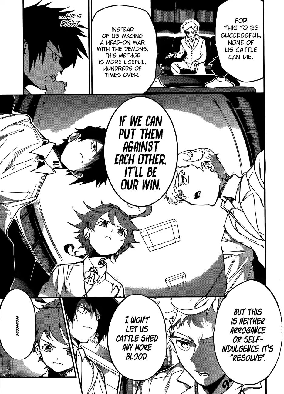 Yakusoku No Neverland Chapter 126  Online Free Manga Read Image 16